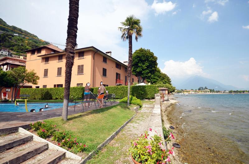 case vacanza e appartamenti in affitto sul lago di como